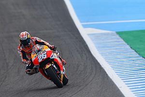MotoGP Trainingsbericht 3. Training der MotoGP in Jerez gerät zur Reifenschlacht mit Pedrosa vorn