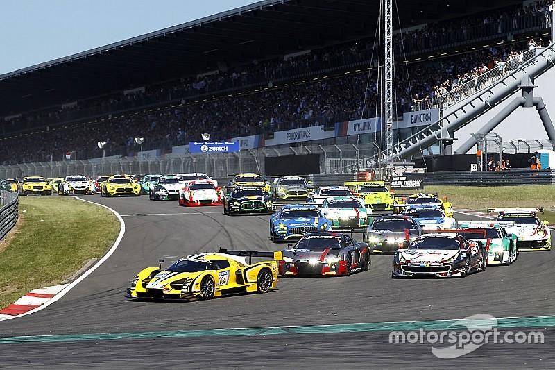 Los pilotos españoles en las 24h de Nurburgring