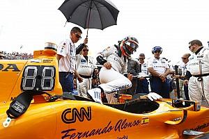 IndyCar BRÉKING Alonso határozottan vissza akar térni az Indy 500-ra