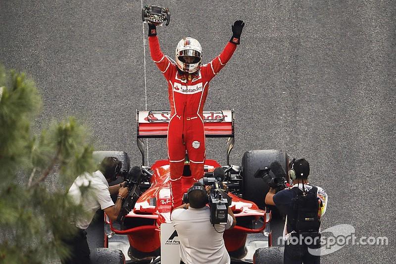 Феттель победил в Монако, Райкконен проиграл гонку на пит-стопе