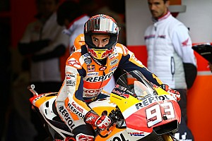 MotoGP Ultime notizie Le Mans, Warm-Up: Marquez davanti alle due Yamaha Tech 3