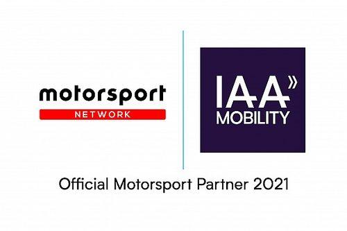 Motorsport Network, Münih'deki IAA MOBILITY'nin resmi motor sporları ortağı oldu