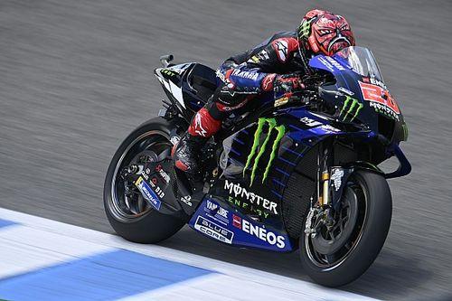 MotoGP: Quartararo faz a pole para o GP da Espanha em Jerez; Márquez é 14º após acidente no TL3