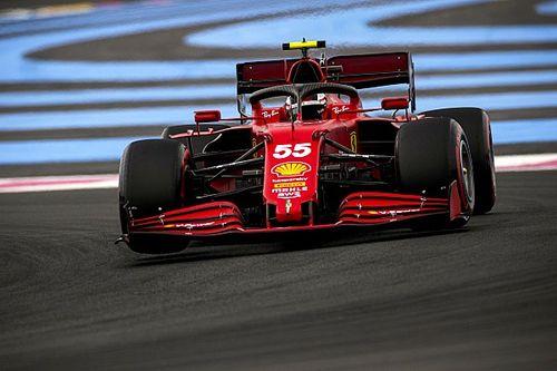 """F1: Fora dos pontos, Sainz diz que """"pneus desgastavam duas vezes mais que o resto do grid"""""""