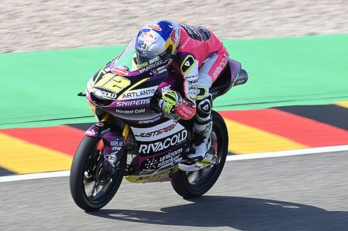 Moto3 - Alemania: Salac sorprende con su primera pole