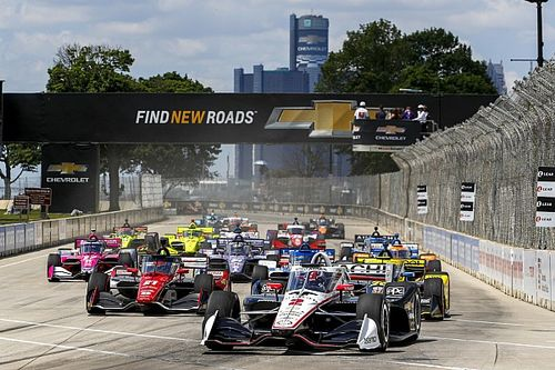 """Newgarden: """"Hard not to be disappointed"""" after Detroit IndyCar defeat"""