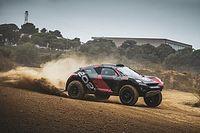WRC legend Loeb to race Hamilton's Extreme E entry