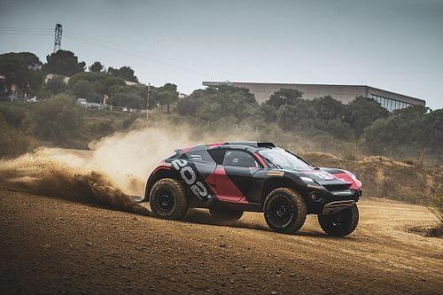 WRC传奇勒布将为汉密尔顿Extreme E车队比赛