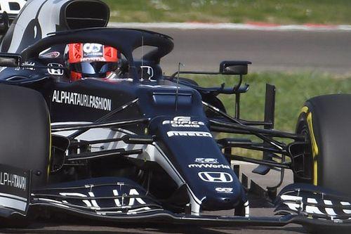 """F1新車""""雑感""""解説:アルファタウリAT02""""その2""""。発表時とはノーズもフロントサスもまるで違う!"""