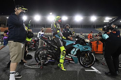 """MotoGP: Lorenzo diz que Rossi """"decepcionou ele e os fãs"""" no GP de Doha"""