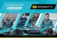 Jaguar w Motorsport.tv