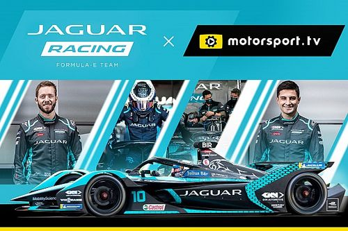 Avec Jaguar et Motorsport.tv, entrez dans les coulisses de la Formule E!