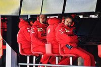 Ferrari reestructura su departamento de chasis
