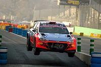Un problema mecánico apea a Sordo del liderato del Monza Rally Show