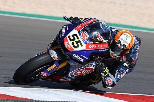 Andrea Locatelli Rookie Terbaik World Superbike 2021