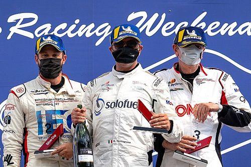 Carrera Cup Italia, Vallelunga avvicina Montagnese alla Silver Cup