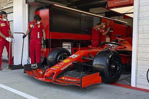 Acaban los test de Pirelli en Hungría con los Ferrari, McLaren y Russell