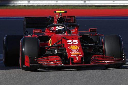 À Sotchi, les pilotes Ferrari sont à l'aise