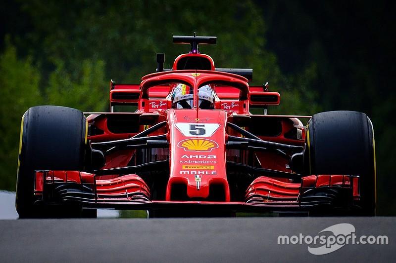 EL3 - Vettel mène un top 3 serré, Bottas fait une frayeur à Vandoorne
