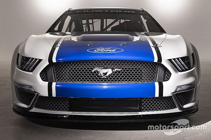 GALERIA: Ford revela Mustang que estará na NASCAR em 2019