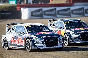 Mattias Ekströms Team fährt 2019 nicht in der Rallycross-WM