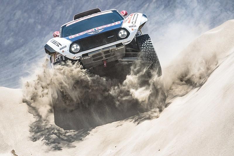 Peterhansel says Dakar victory hopes 'slipping away'