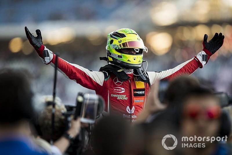 GALERÍA: Mick Schumacher, Campeón de F3