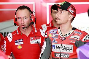 Lorenzo certain of racing in Ducati farewell GP