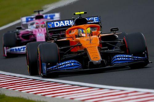 マクラーレン、レーシングポイント裁判からの撤退を表明
