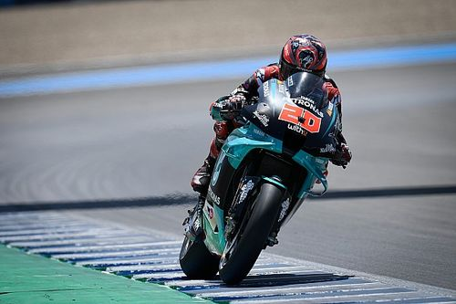 MotoGP: conheça o truque de pneu que ajudou a Yamaha a dominar em Jerez