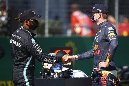 Button Ingin Verstappen dan Hamilton Bertarung Secara 'Jantan'