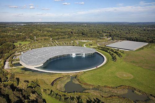 Verkoop iconische fabriek levert McLaren 200 miljoen euro op