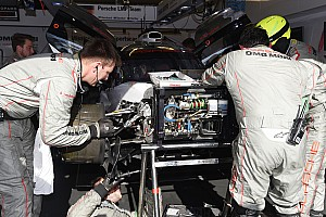 Le Mans Últimas notícias Hartley diz que deve vitória da Porsche aos mecânicos