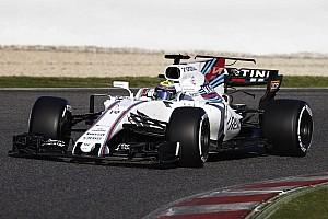 Formula 1 Testing report Barcelona F1 test: Massa puts Williams top on first morning