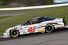 L.P. Dumoulin wins NASCAR Pinty's Series opening race at CTMP