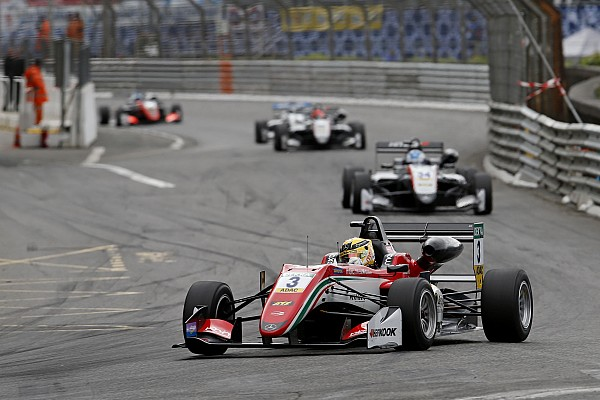 Евро Ф3 Отчет о гонке Гюнтер победил на Гран При По