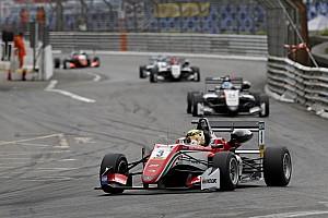 F3-Euro Reporte de la carrera Max Günther gana el 76º Gran Premio de Pau