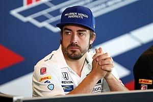 IndyCar Noticias de última hora Alonso es uno de los mejores pilotos de siempre, dice de Ferran