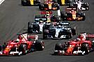 Hamilton cree que Ferrari dejó escapar menos puntos que Mercedes