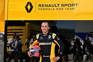 Fórmula 1 Noticias Robert Kubica pasó el test de extracción de F1