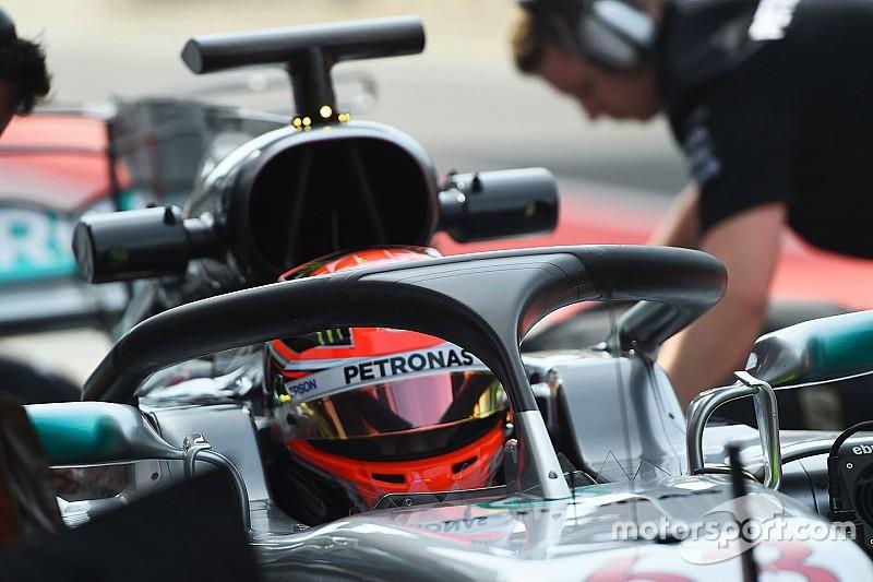 VIDEO: Detalles del Halo de la F1 en animación 3D