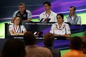 Formula 1 Press conference Abu Dhabi GP: Friday's press conference