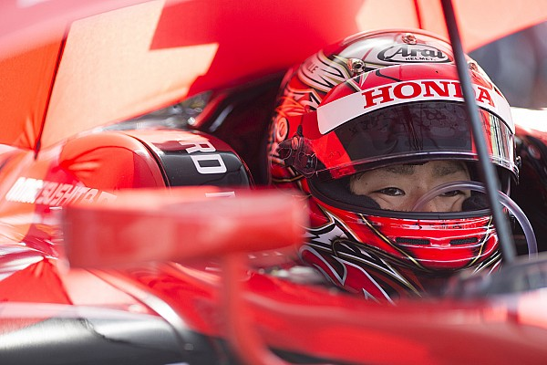 Monza F2: Matsushita, de Vries'ı geçerek ilk pole pozisyonunu kazandı