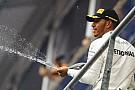"""Após ganhar, Hamilton critica FIA: """"Pareceram a NASCAR"""""""