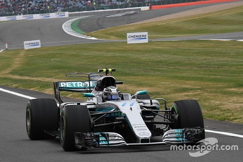 Bottas, Britanya GP startında fazla risk almayacak