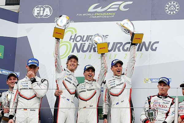 Porsche utilizó órdenes de equipo por pelea en el campeonato