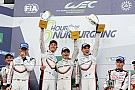 WEC Porsche explains why it imposed Nurburgring team orders