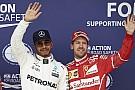 Hamilton se inspiró en Nadal y Federer para su batalla con Vettel