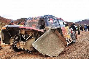 Dakar Breaking news Al-Attiyah forced to retire from Dakar Rally