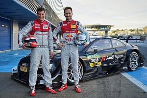DTM Ultime notizie L'Audi porta Loïc Duval e René Rast nel DTM per il 2017